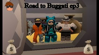 ALL OUT GRIND !!!| RTB ep3 | Wheezy | Roblox Jailbreak