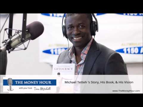 Michael Tetteh 's Story, His Book, & His Vision