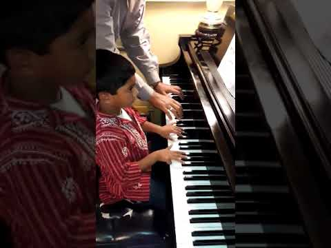 First duet with kash and his master dr. john