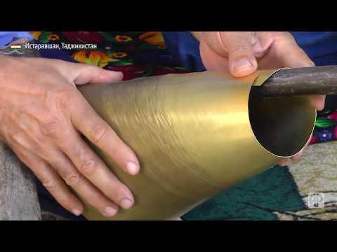 Как мастер из Истаравшана оказался единственным, кто создает карнай