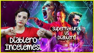 Diablero vs Supernatural | Diablero 1. Sezon İncelemesi