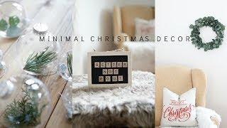 NO DECOR? NO WORRIES! LAST MINUTE EASY CHRISTMAS DECORATIONS!