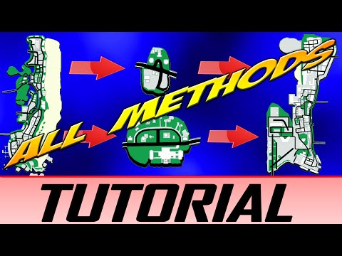 GTA Vice City: ALL Ways To Get To The Other Islands Early [TUTORIAL]