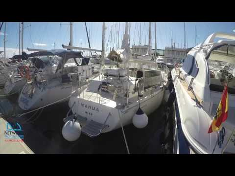 Amel Sharki for sale through Network Yacht Brokers in Barcelona