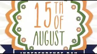 #happy Independence day |#IndependenceDay wishes whatsapp status and songs|15 August whatsapp status