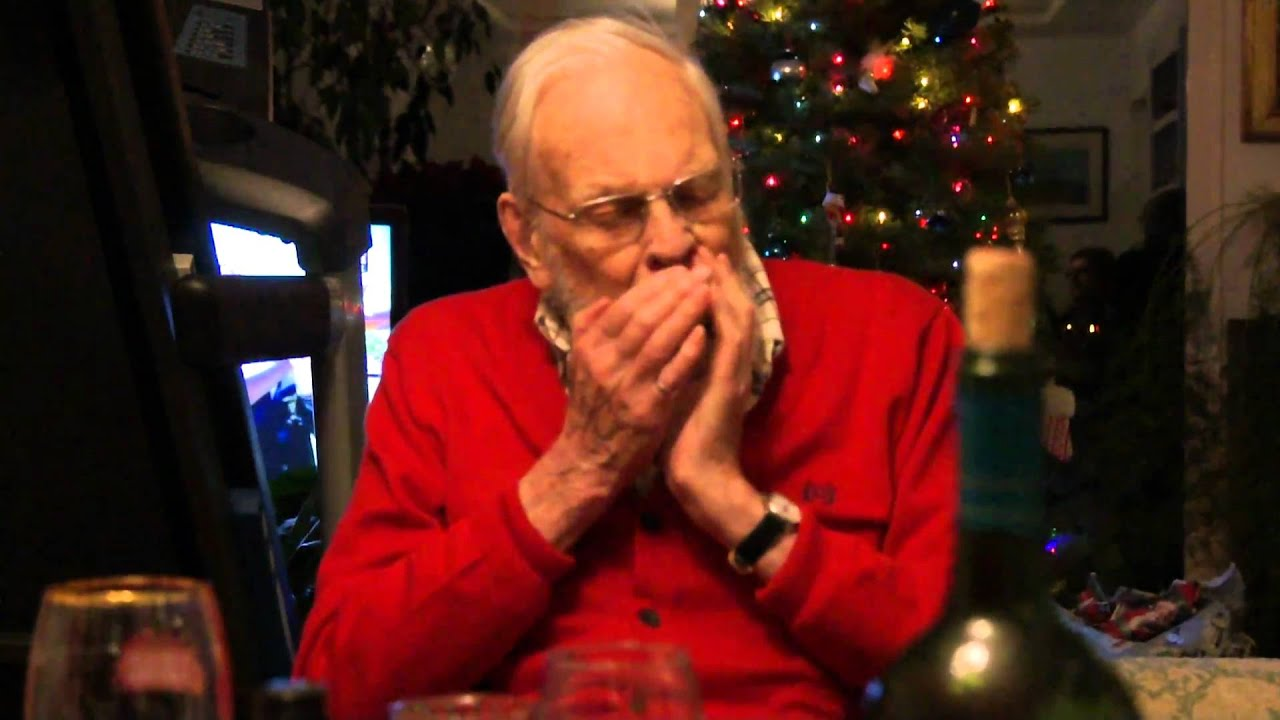 Papa John on the harmonica - YouTube