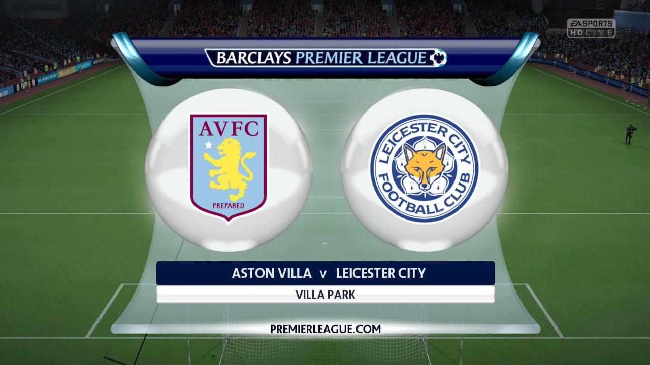 Xem lại Aston Villa vs Leicester City highlights & video full match
