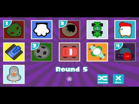 Играем в 2,3,4 Player Game с друзьями.Очень весело...