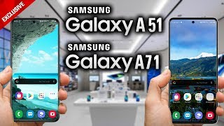 SAMSUNG GALAXY A71 & A51 - Here They Are!