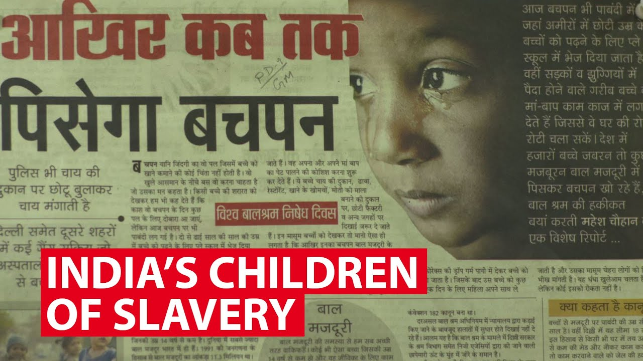 Sold: India's Child Slaves