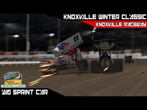 iRacing Knoxville Winter Classic @ Knoxville Raceway Race 6