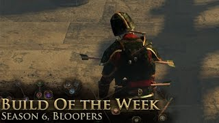 Build of the Week Season Six Bloopers