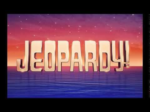 Jeopardy! Time's Up