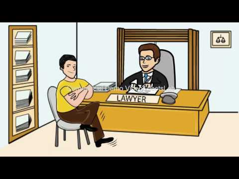 Divorce Attorney Video Commercial ID ATT 8 Video Effects Lab