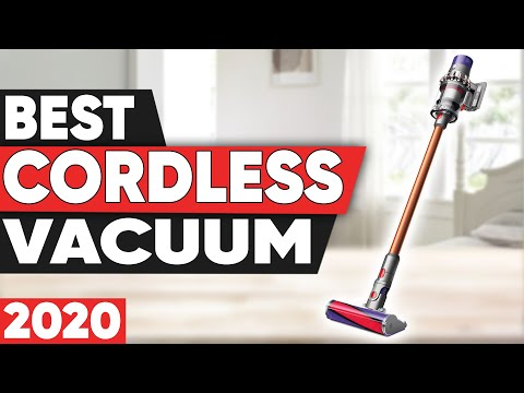 5 Best Cordless Vacuums In 2020