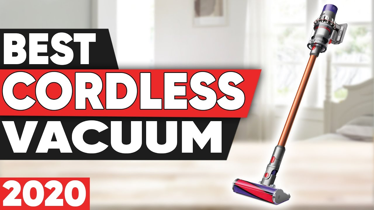 5 Best Cordless Vacuums In 2020 Youtube