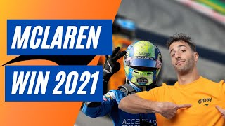 Will Daniel Ricciardo Or Lando Norris END McLaren's Win Drought? (in 2021)