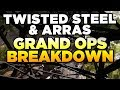 TWISTED STEEL / ARRAS Grand Ops - Full Round Breakdown   BATTLEFIELD V