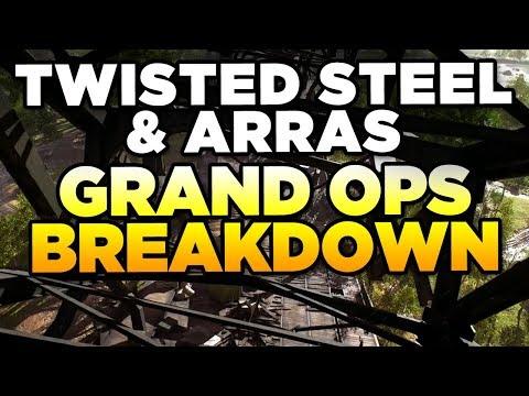TWISTED STEEL / ARRAS Grand Ops - Full Round Breakdown | BATTLEFIELD V thumbnail