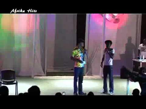 Afrika Hits Omar B 2eme partie 17 03 12