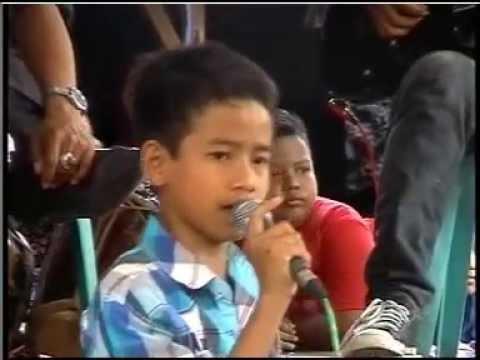 Satu Hati - Harnawa Anak SD cowo nyanyi lagu dangdut suara kayak orang dewasa