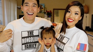 10K Giveaway | The Mongolian Family