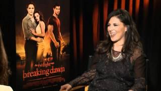 Elizabeth Reaser & Peter Facinelli Interview --Breakng Dawn Part 1