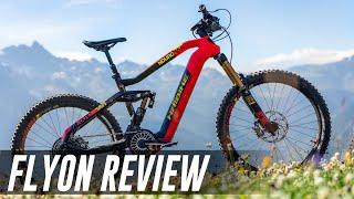 2020 Haibike FLYON Review a Super Ebike -  NDURO 10.0 £7999