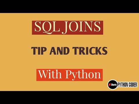 SQL Joins   #PythonCoder   #Python   #Coder   #Coding   #Programmer   #Programming   #JavaScript