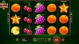 Разновидность популярного слота, представленная в версии с двадцатью линиями. https://www.casinoz.team/game/fruits-and-clovers-20-...