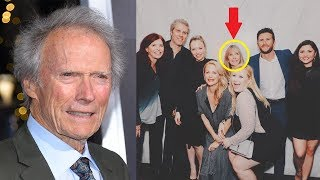 Download Following Years Of Rumors, Clint Eastwood Finally Appeared In Public With His Secret Child Mp3 and Videos