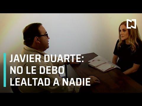 Entrevista completa de Javier Duarte en Despierta - Despierta