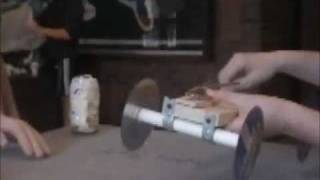 Intro: to Innovation and Invention in Tech Arts -  Mousetrap Contraption and Egg Drop