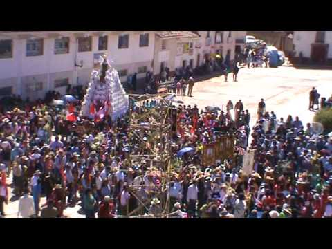 Fiesta de Virgen del Carmen Vilcashuaman 16-07-2017