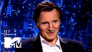 Liam Neeson & The 'Run All Night' Cast Say What They Would Do if They Ran All Night | MTV News