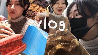 [vlog] 프리랜서 일상ㅣ 식단일기ㅣ 맛집탐방ㅣ 다이…