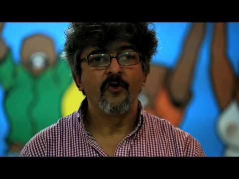 Rakesh Rajani Twaweza approach to strategy, learning and funding