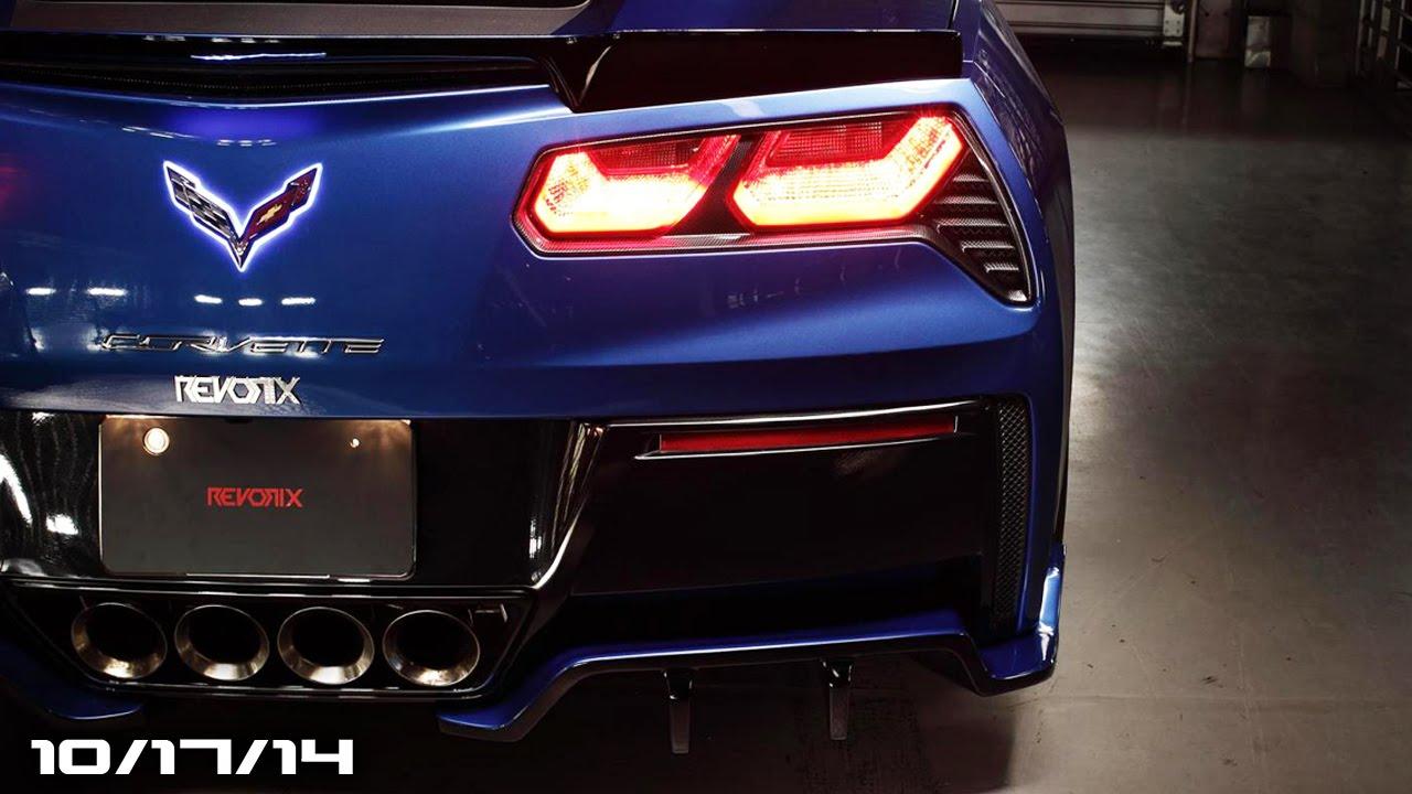Sema Revorix Corvette Diesel Porsche Macan For Us Scg
