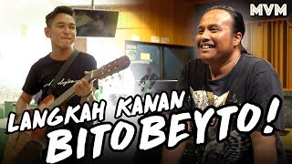 Download lagu Bito Beyto Langkah Kanan Bila Terjumpa Apak!