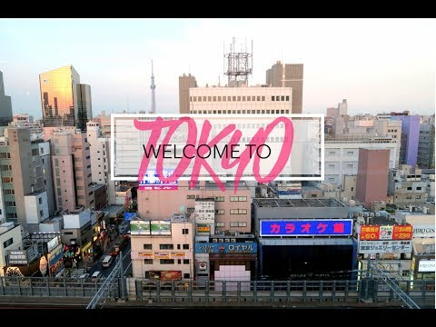 WELCOME TO TOKYO – 5 Tage in Japan  KleinstadtCarrie.net