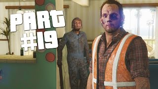 """GTA 5 - First Person Walkthrough Part 19 """"Scouting the Port"""" (GTA 5 PS4 Gameplay)"""