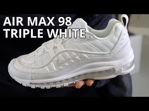 air max triple white