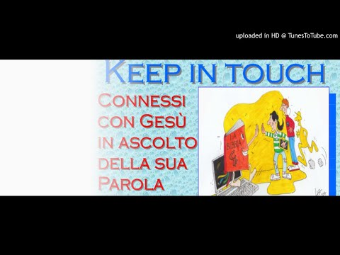 Keep in touch III° incontro 17.12.17 - Perché mi percuoti?