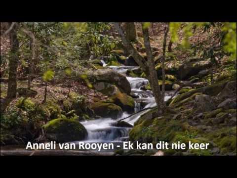 Anneli van Rooyen - Ek kan dit nie keer