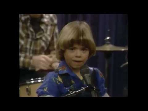 Matthew Lawrence singing on Gimme A Break 1986