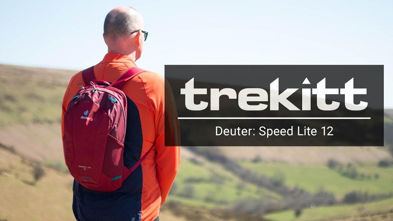 DEUTER Rucksack Speed Lite 16