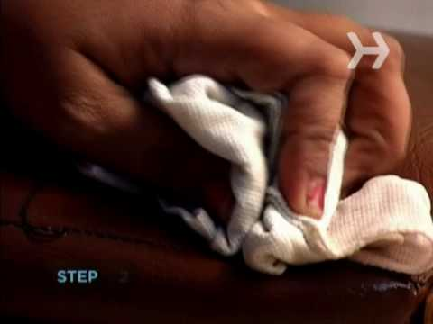 How To Remove Pen Ink From White Leather Sofa Connaught Corner With Recliner And Bed Furniture - Grease Stains | Doovi