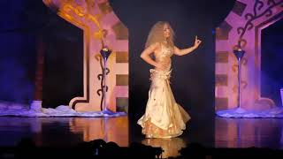Leyla Jouvana Solo Raks Sharki - Bellydance (Song: Sheherazade/Alf Layla Wa layla)