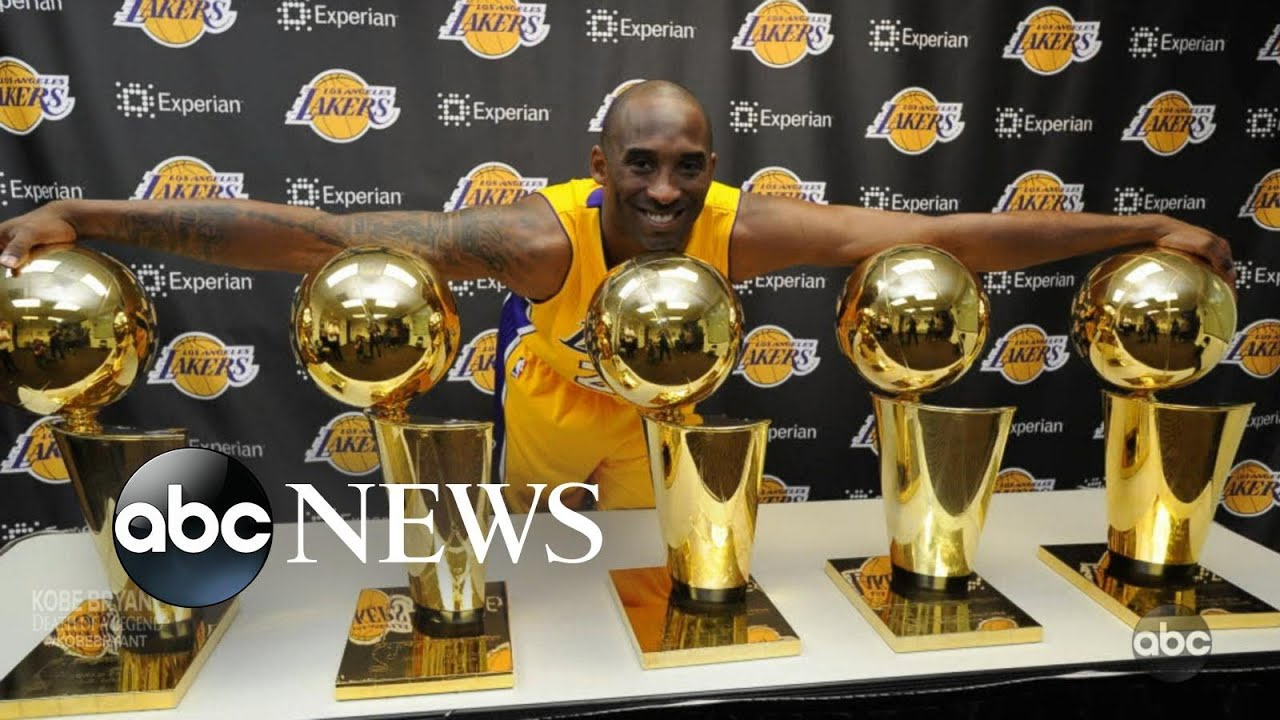 Kobe Bryant's career on the court l ABC News