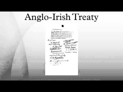Anglo-Irish Treaty